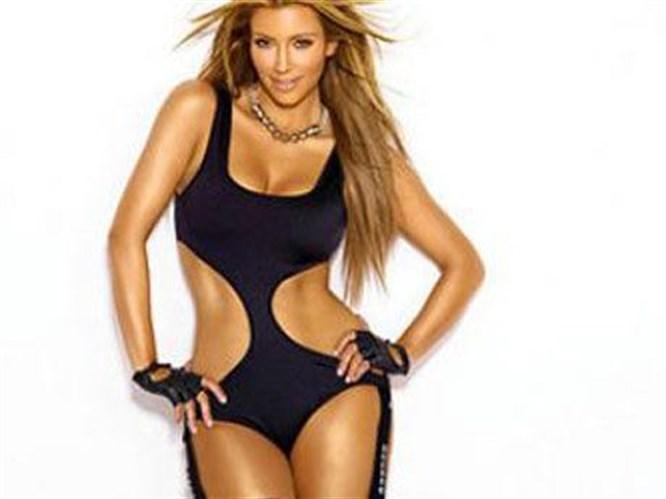 Kim Kardashian yeni takvim hazırlığında